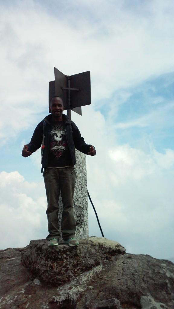 Unex at the summit